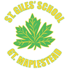St Giles' School logo